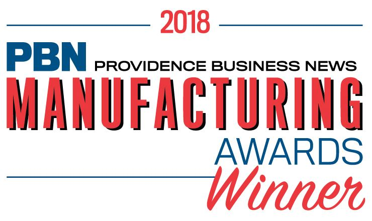 PBN Manufacturing 2018 Award Winner