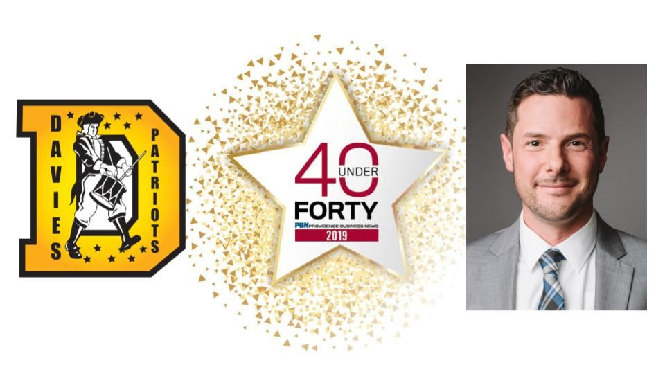Director Adam Flynn-Tabloff among Providence Business News 2019 40 under Forty
