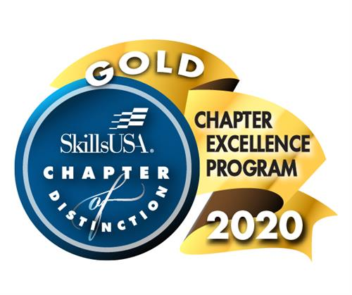 Davies is a SkillsUSA Gold Chapter
