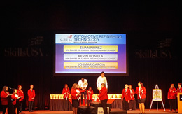 Congratulations SkillsUSA Award Winners!
