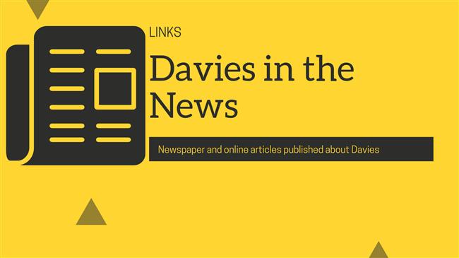 William M  Davies, Jr  Career & Technical High School / Homepage